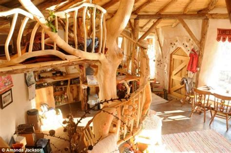 building eco wooden house round logs wooden houses pull down your hobbit home couple told eco house made