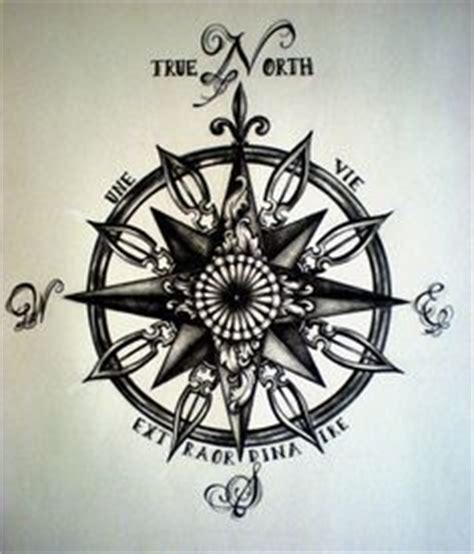 wind rose tattoo by juhcolin on deviantart wind on compass compass and tattoos