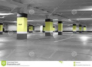 Underground Parking Garage Design underground parking royalty free stock images image