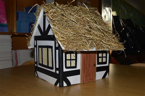 what makes a house a tudor ralph sadleir school 187 year 5 s home made tudor houses