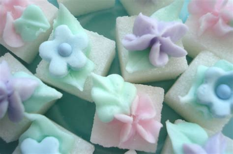 decorated sugar cubes flickr photo