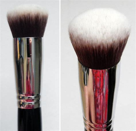 Sigma Kabuki Brush sigma synthetic kabuki kit review and photos