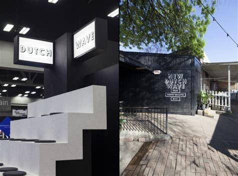 booth design austin new dutch wave booth by formnation austin texas