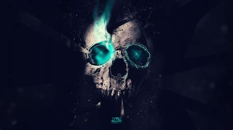 wallpaper full hd skull skull hd wallpaper wallpapersafari