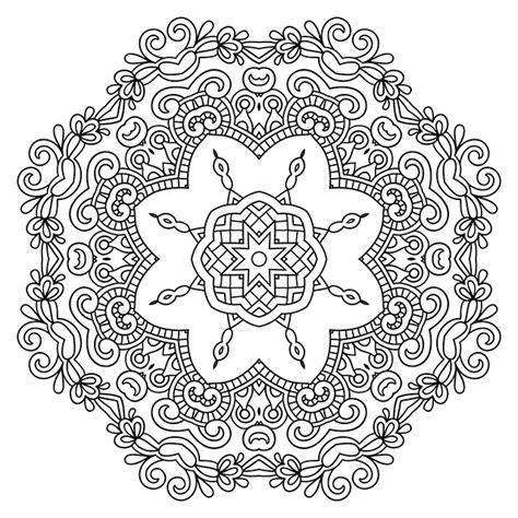 Coloriage 224 Imprimer Un Mandala Lulu La Taupe Jeux Coloriage Jeux Com Gratuit L