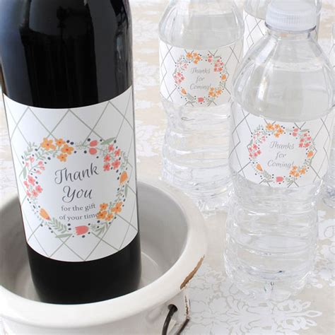 buying wine in for wedding guide to buying wedding wine labels