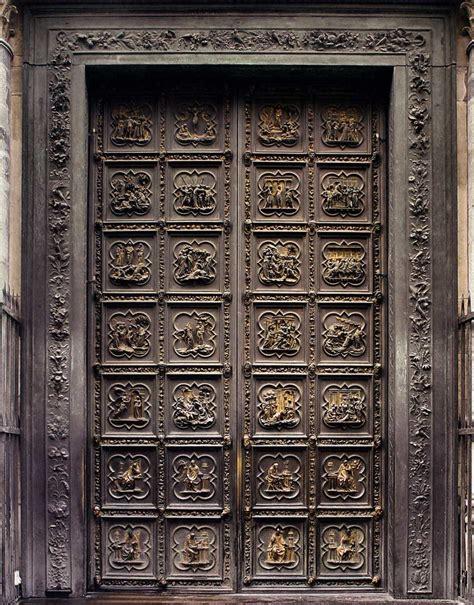 Ghiberti Doors by Alberti S Window Ghiberti S Doors