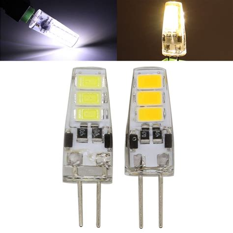 Led Light Bulbs To Replace Halogen Mini G4 1 5w Smd 5730 Led Light L Bulb Replace Halogen For Chandelier Ac12v Alex Nld