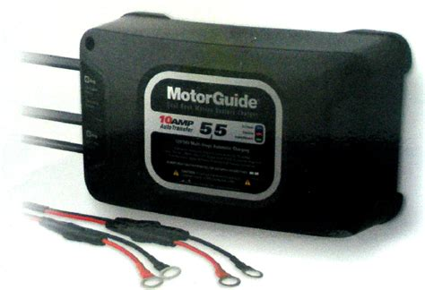 attwood motorguide 31710 dual bank 10 battery charger