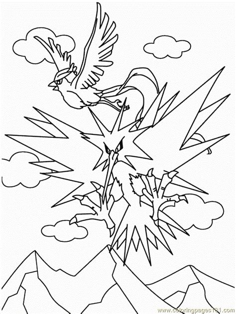 free flying fish coloring pages