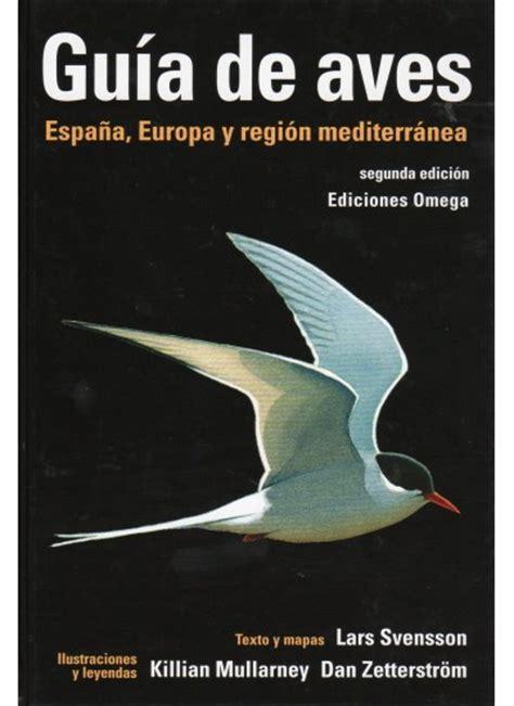 gu 205 a de aves libro ediciones omega