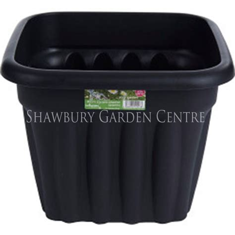 Plastic Planters Uk by Wham 174 Square Planter