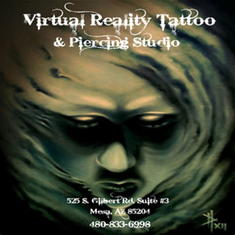 virtual reality tattoo reality