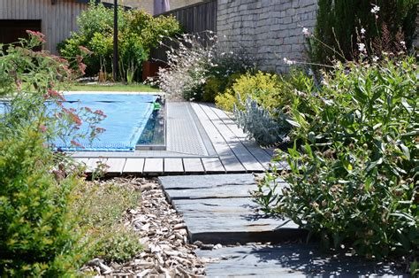 Photo Amenagement Piscine by Am 233 Nagement De Piscine Fl Jardin Paysagiste Cr 233 Ateur