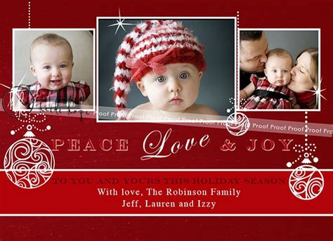 Family Picture Card Templates by Peace 2009 Card Design Template I Ve