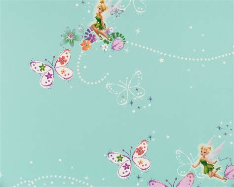 Hello Kitty Wall Stickers disney fairies f 233 e clochette rouleau de papier peint