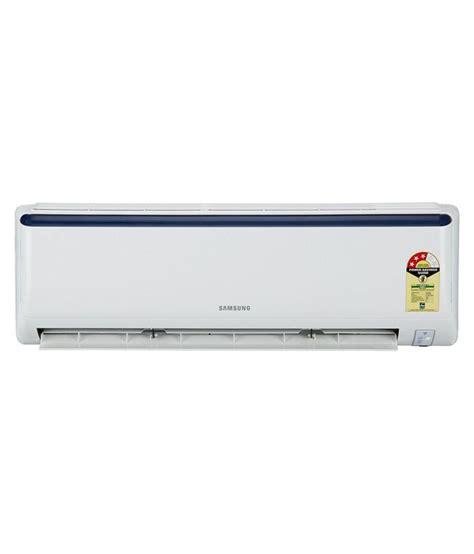 samsung 1 5 ton 3 ar18nv3jhmcnna inverter split ac split air conditioner price in india