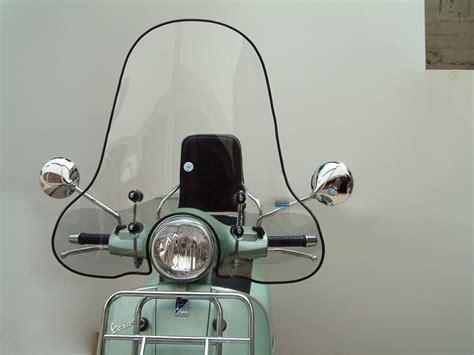 Wind Shield Vespa Lx S Istimewa windscreen by cuppini large scooterworks usa