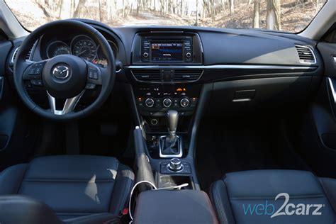 Mazda 6 2015 Interior by 2015 Mazda 6 Touring Interior