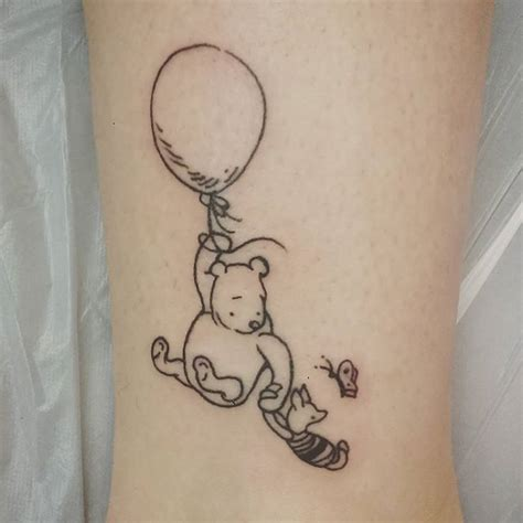 piglet tattoo winnie the pooh quotes tattoos www imgkid the
