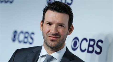 tony romo seft 041 thoughts tony romo in the booth ties in the nfl the spooky express