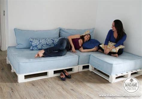 como fazer um sof 225 de pallets dicas e passo a passo - Almofada Futon 70x70