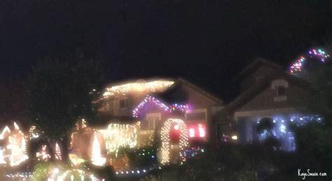 roseville christmas lights delightful lights in the sacramento area roseville california joys