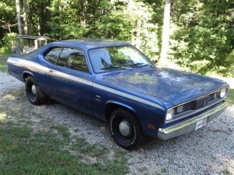 plymouth valiant 1970 sell used 1970 plymouth valiant duster 318 4bl automatic