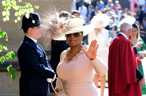 Was Oprah Invited To Royal Wedding