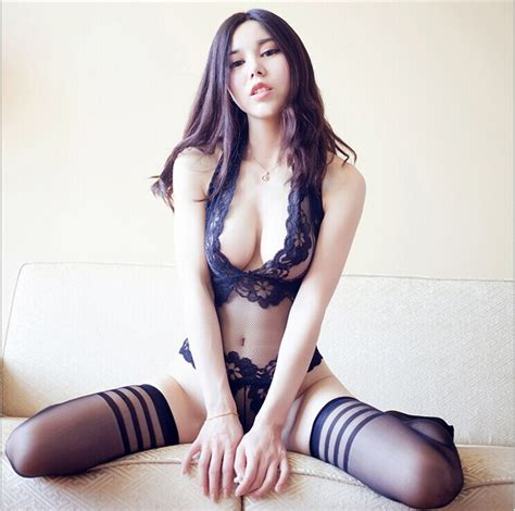 5 Sexiest Pieces To Turn Him On 1 Second by Transparent Lace One