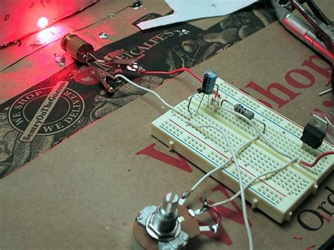 laser diode from dvd laser anthology my lpf projects laser pointers
