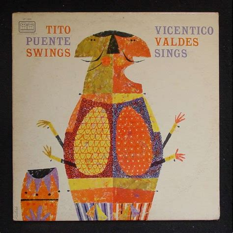 who sings swing tito puente swings vicentico valdes sings by tito puente