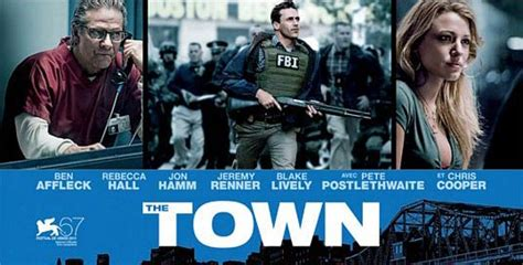 movie town ben affleck s the town tv spot and international poster