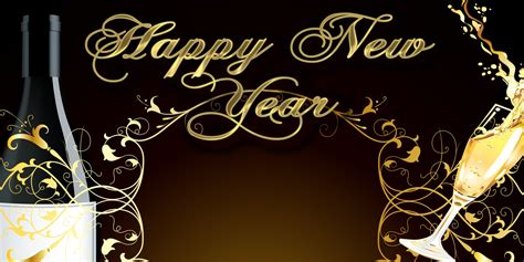 when do new year holidays finish banners happy new year