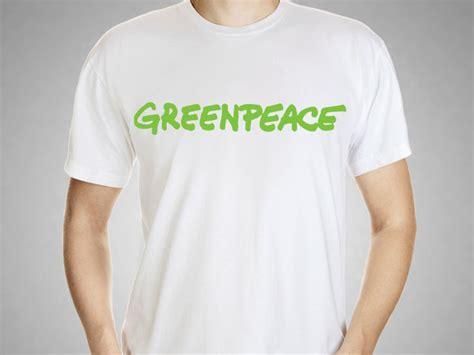 Greenpeace 10 T Shirt detox ecouterre
