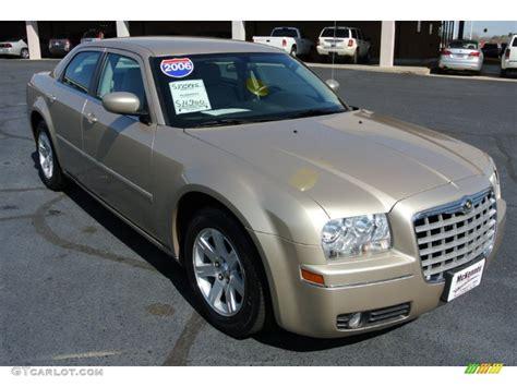 Gold Chrysler 300 by 2006 Linen Gold Metallic Chrysler 300 Touring 78764275