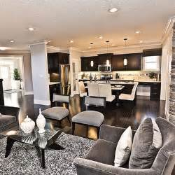 kitchen and living room color ideas living room decorating ideas on a budget open concept living room kitchen design pictures