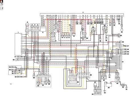 wiring diagram for alarm 675 cc triumph 675 forum