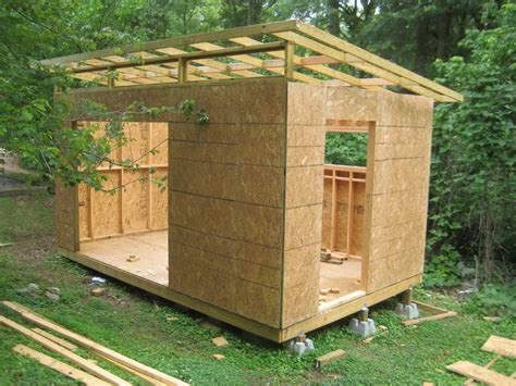 shed style diy modern shed project diyatlantamodern