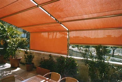 tende da sole per terrazzi tende per terrazzo roma design casa creativa e mobili
