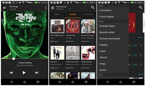 albums free android prime review