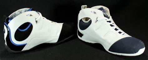 david thompson basketball shoes sports memorabilia auction pristine auction