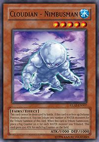 Kartu Yugioh Cloudian Poison Cloud Common realgoodeal