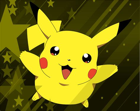 wallpaper laptop pikachu cute pikachu wallpapers wallpaper cave