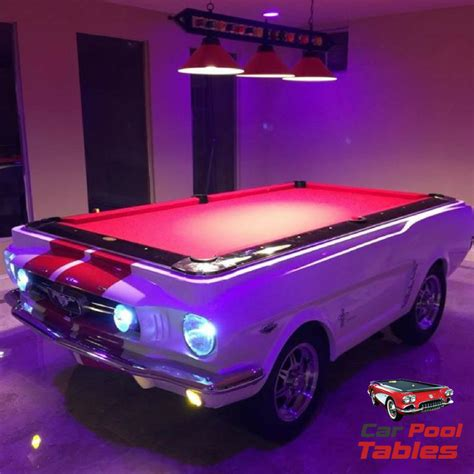 car pool tables camaro mustang corvette shelby car pooltables carpooltables twitter