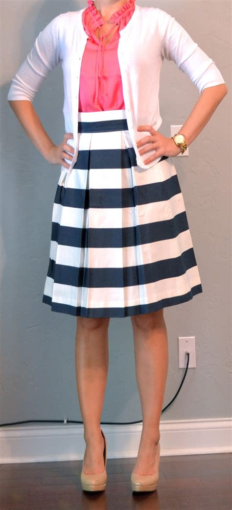 awning skirt outfit posts outfit post awning skirt coal top white