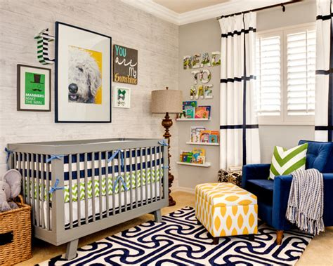Modern Home Interior Color Schemes 9 ways to create a modern nursery for a boy kwd