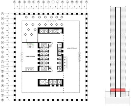 skyscraper floor plan skyscraper carolina ortiz archinect