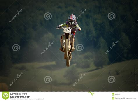 Kaos Motocross Fly With Our Fear motocross fly stock image image of sports