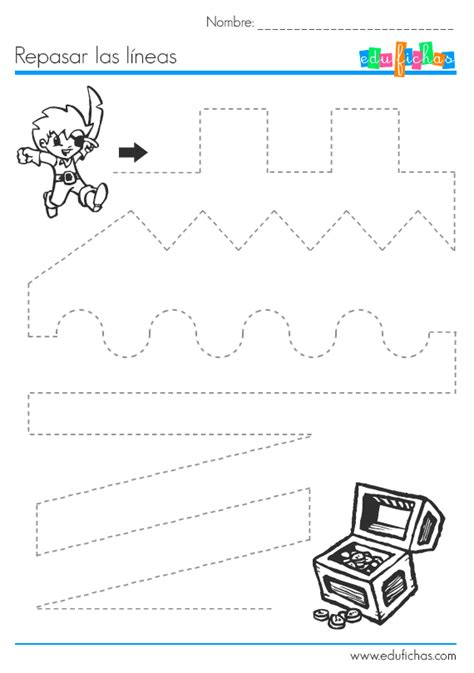 ejercicios de grafomotricidad con trazos curvos para grafomotricidad ejercicio de l 237 neas para repasar